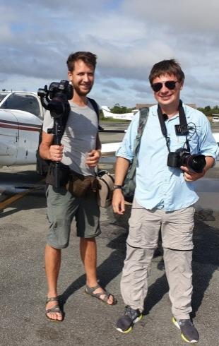 На маленьком четырехместном самолете: Дмитрий Комаров собирается установить рекорд