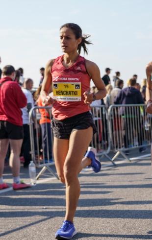 Рекорд: 9th Nova Poshta Kyiv Half Marathon собрал бегунов из 57 стран мира