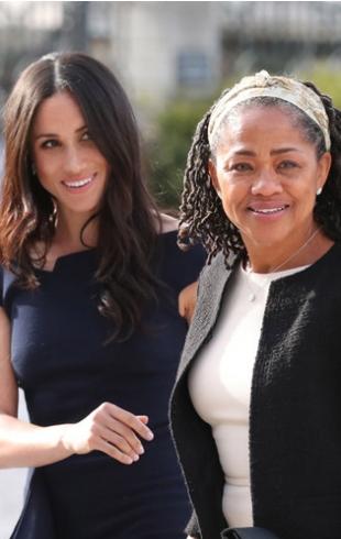 Меган Маркл родит совсем скоро: мама герцогини прилетела в Лондон к дочери