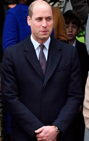 Принц Уильям может узнать последним о родах Меган Маркл