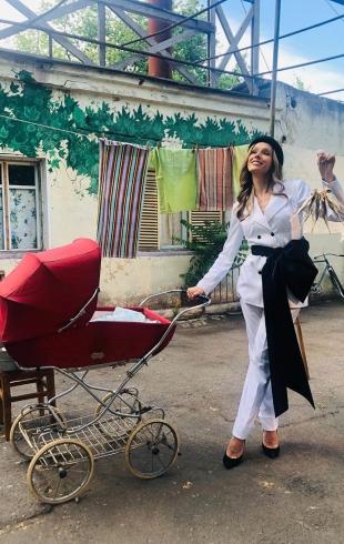 Катя Осадчая беременна или нет: телеведущая прокомментировала слухи