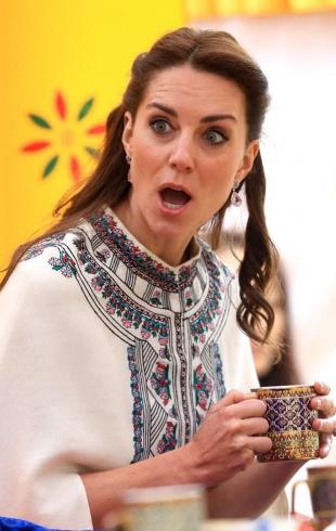 Кейт Миддлтон колола ботокс? Кенсингтонский дворец прокомментировал слухи