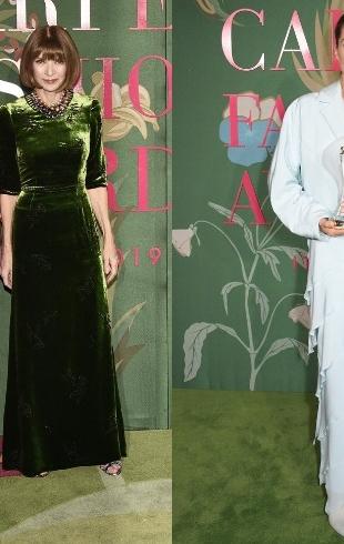 Green Carpet Fashion Awards в Милане: обзор лучших нарядов звездных гостей (ФОТО)