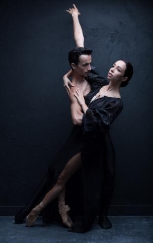 """""""BALLET OPEN SPACE"""": в октябре у Катерина Кухар и Александр Стоянов состоится 4 балета"""