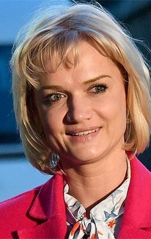 Гимнастка Светлана Хоркина стала мамой во второй раз