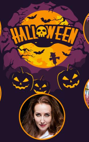 Фантазии на тему, или Как бы редакторы ХОЧУ выглядели в популярных образах на Хэллоуин