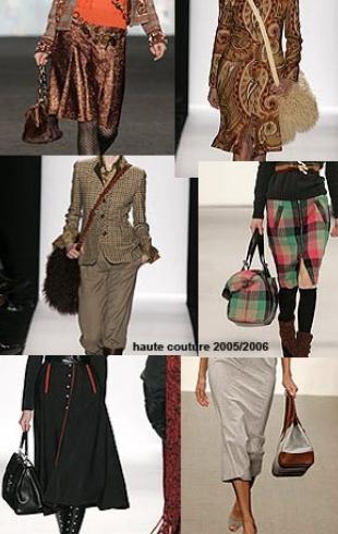 Меховые сумочки снова в моде!