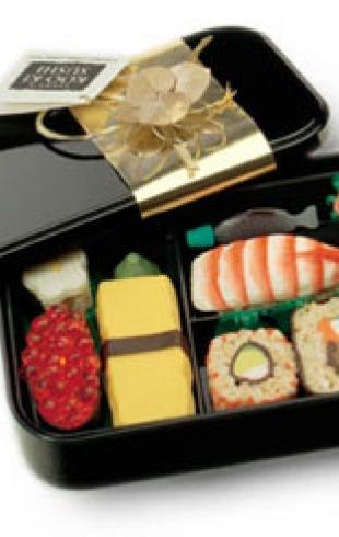 Что знаем мы про суши?