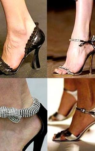 Модные туфельки для вечеринки