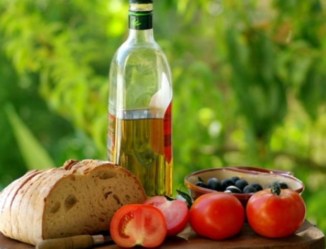 Средиземноморская диета - вкусно и полезно!