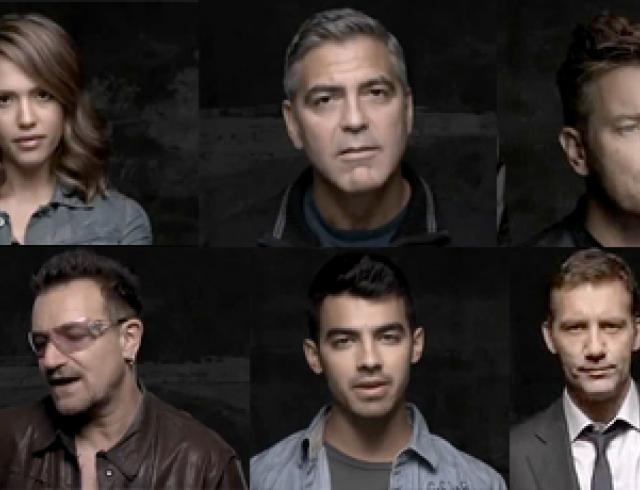 Клуни, Альба, Боно и другие о «неприличном»