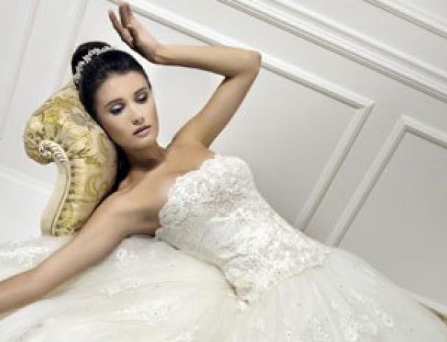 Свадебные тенденции-2012