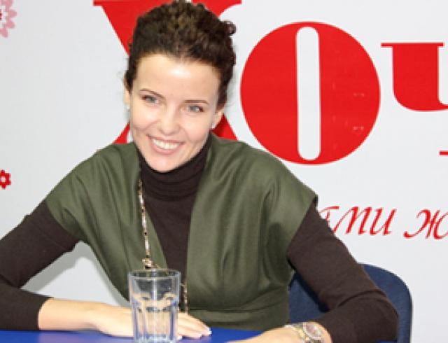 Инна Цимбалюк поделилась секретами успеха