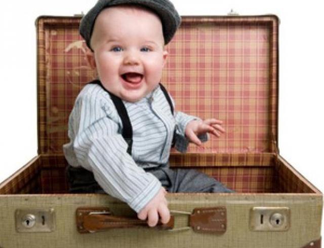 Путешествие с маленьким ребенком: топ 4 совета