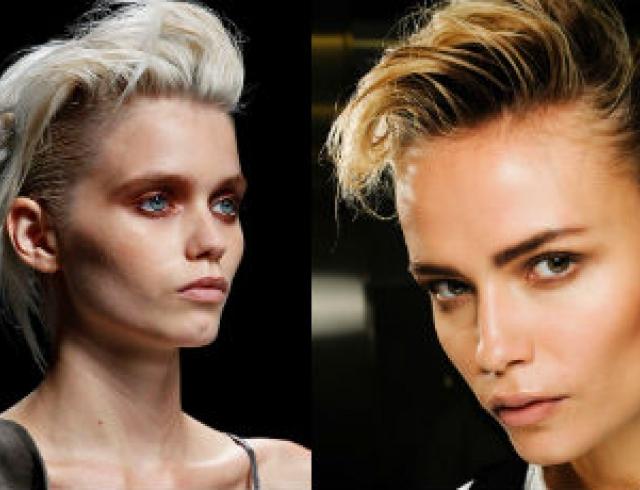 Модный тренд: челка с начесом из 80-х