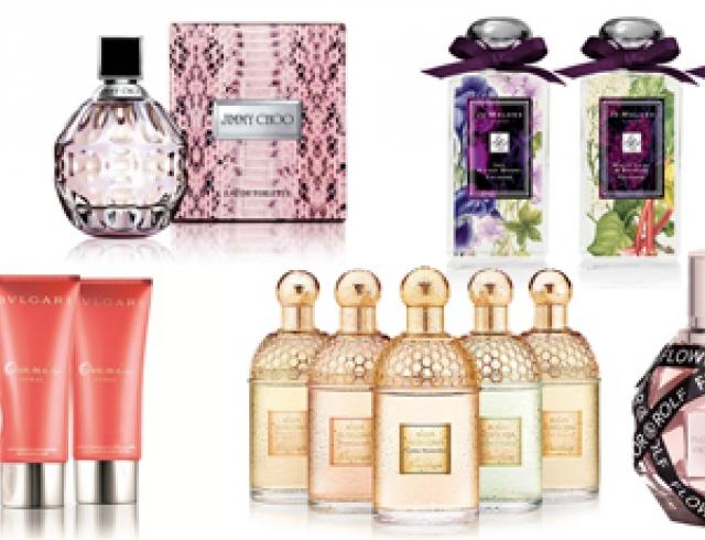 Самые ожидаемые ароматы  2012