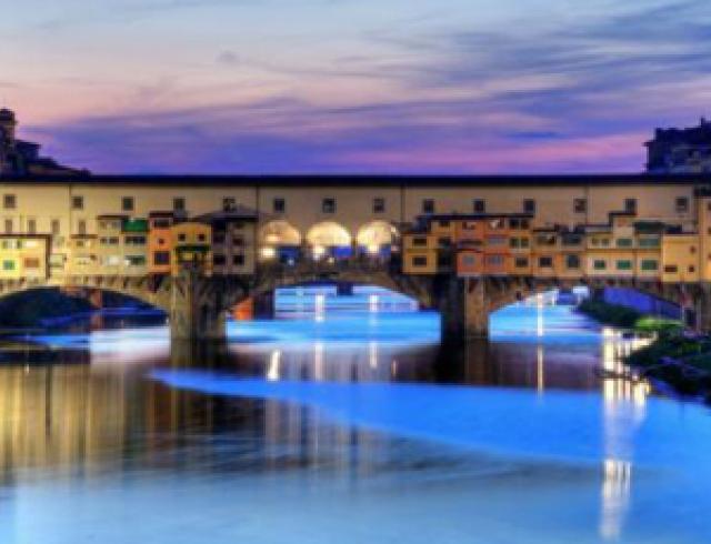 Самые романтичные мосты мира