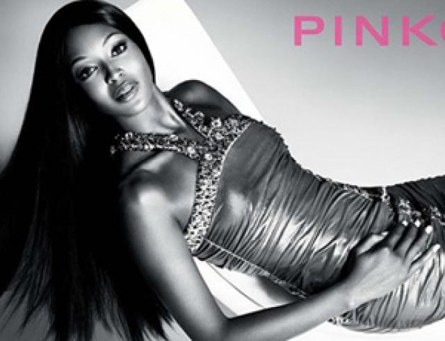 42-летняя Наоми Кэмпбэлл снялась в рекламе Pinko