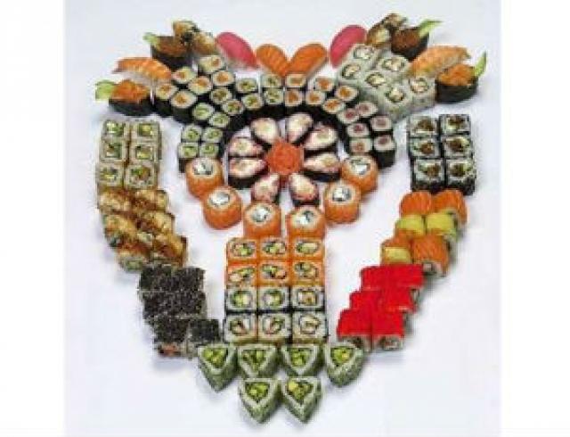 Суши для любимой
