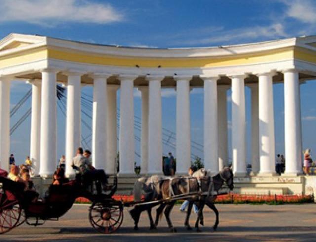 Самые романтические места в Одессе