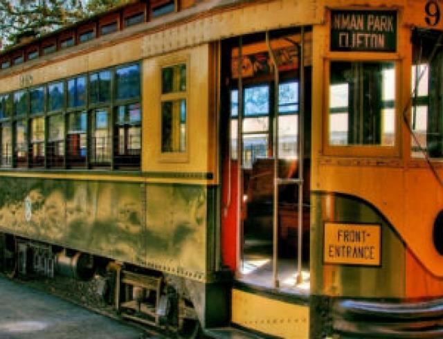 Шоу «Трамвай любви»