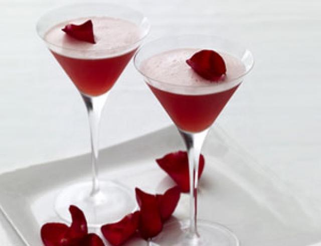 Коктейль для влюбленных Rosy Ramos