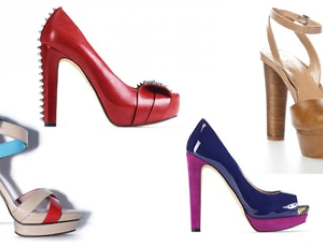 Vince Camuto представил новую коллекцию обуви