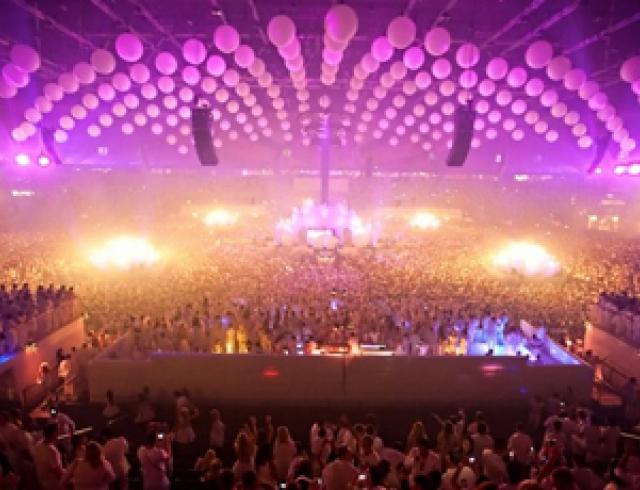 Шоу Sensation Innerspace поразит Киев