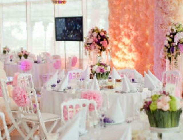 Обслуживание на свадьбе: банкет или фуршет?