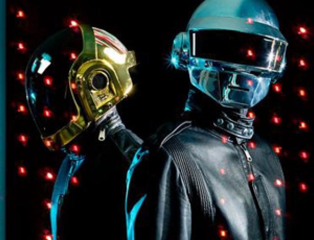 В Украину приезжают электронщики Daft Punk