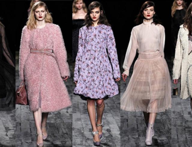 Неделя моды в Париже: ретро-романтика Nina Ricci
