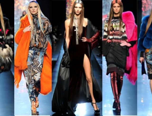 Неделя моды в Париже: Jean Paul Gaultier
