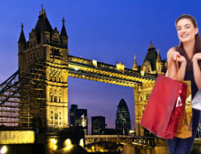 Лондон назвали лучшим городом для шопинга