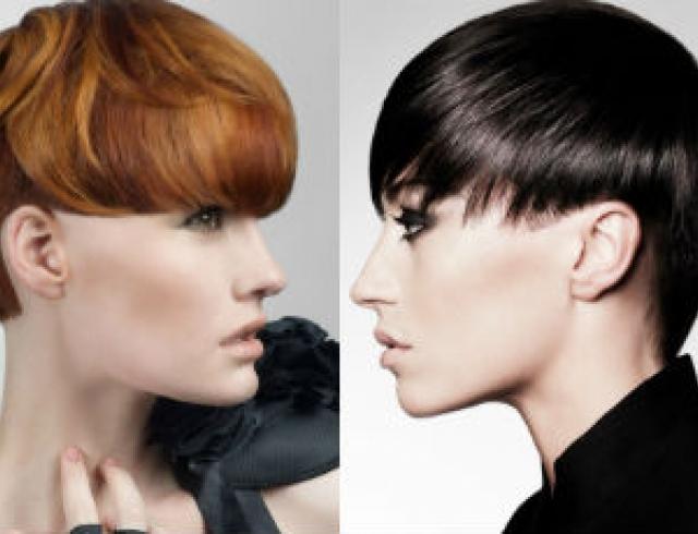 Модные стрижки весны-2012 для коротких волос