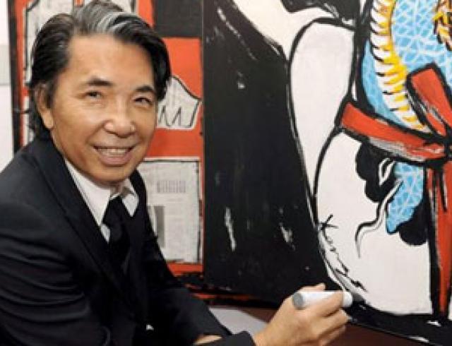 Основатель модного Дома Kenzo едет в Киев