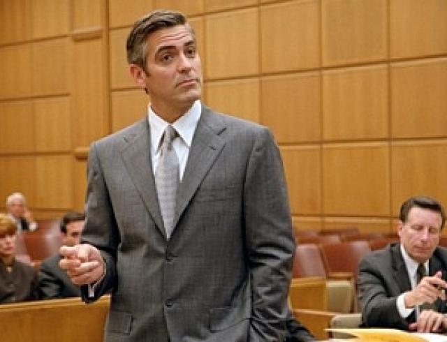Клуни выпустили на свободу за $100