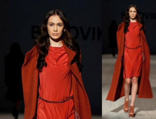 Lady in red: красный - новый черный?