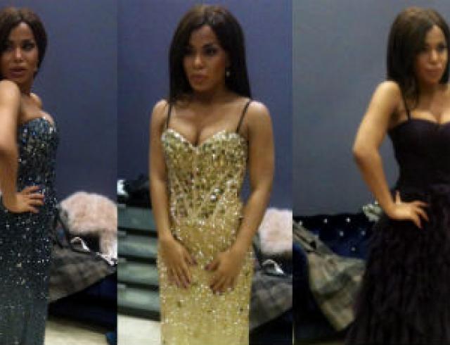 """Гайтана примерила платья для """"Евровидения"""". Фото"""