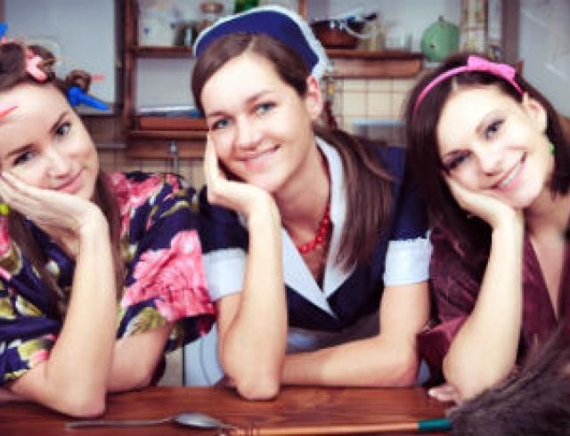 Секреты счастливых домохозяек