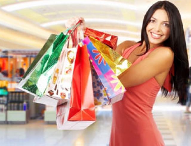 Как одеться на шопинг?
