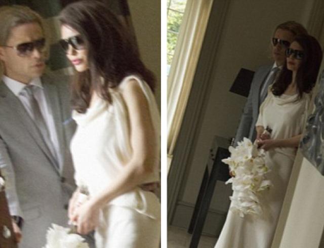 На свадьбу Джоли и Питта сняли пародию. Фото