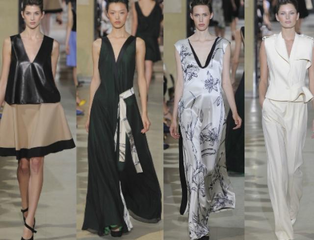 Неделя моды в Париже: показ Bouchra Jarrar