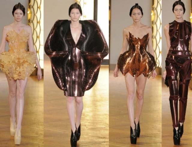 Неделя высокой моды в Париже: Iris van Herpen