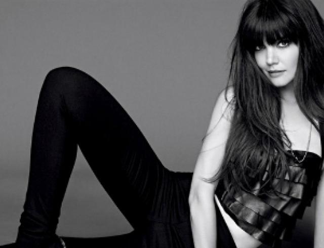 Кэти Холмс покажет коллекцию на Неделе моды в Нью-Йорке