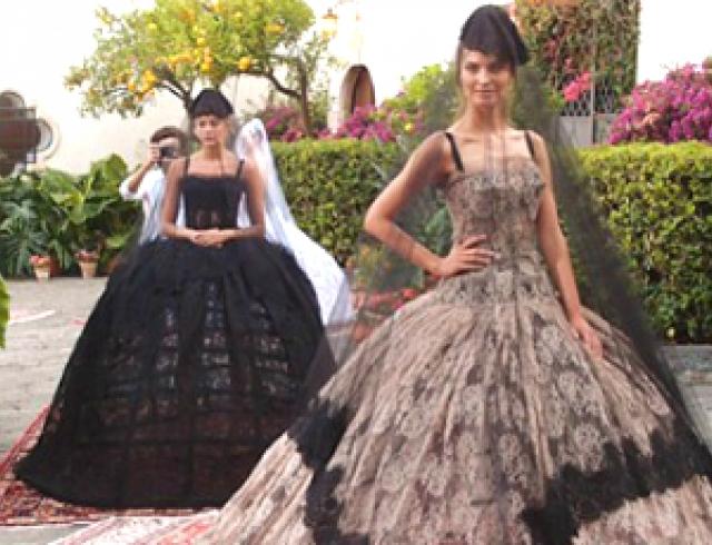 Dolce&Gabbana показали дебютную коллекцию от кутюр