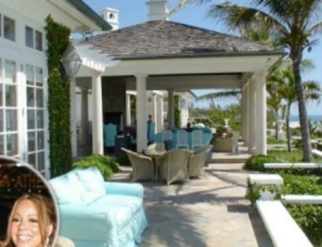 Мэрайя Кэри продает виллу на Багамах. Фото