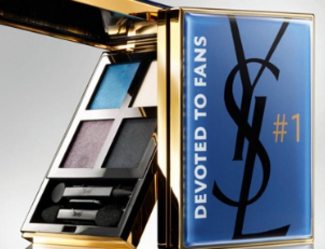 Вышла линия косметики от Facebook и Yves Saint Laurent
