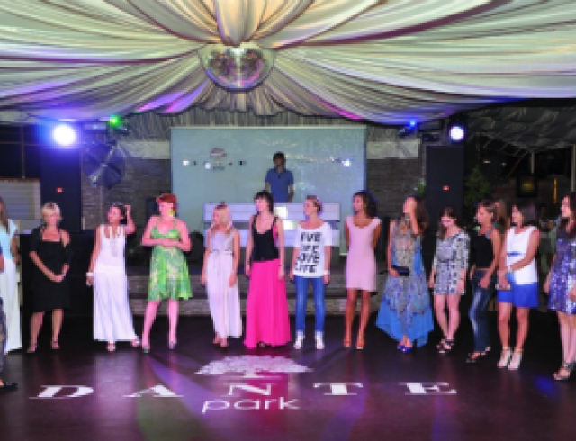 Андре Тан провел вечеринку Super Woman Club. Фото