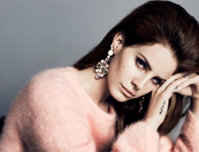 Бренд H&M показал первые промофото с Ланой дель Рей