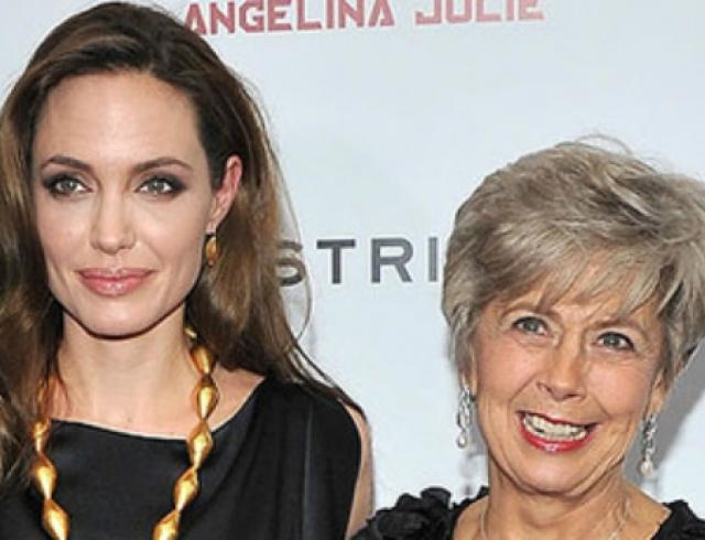 Анджелина Джоли возмущена поведением будущей свекрови
